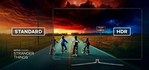 Netflix HDR support
