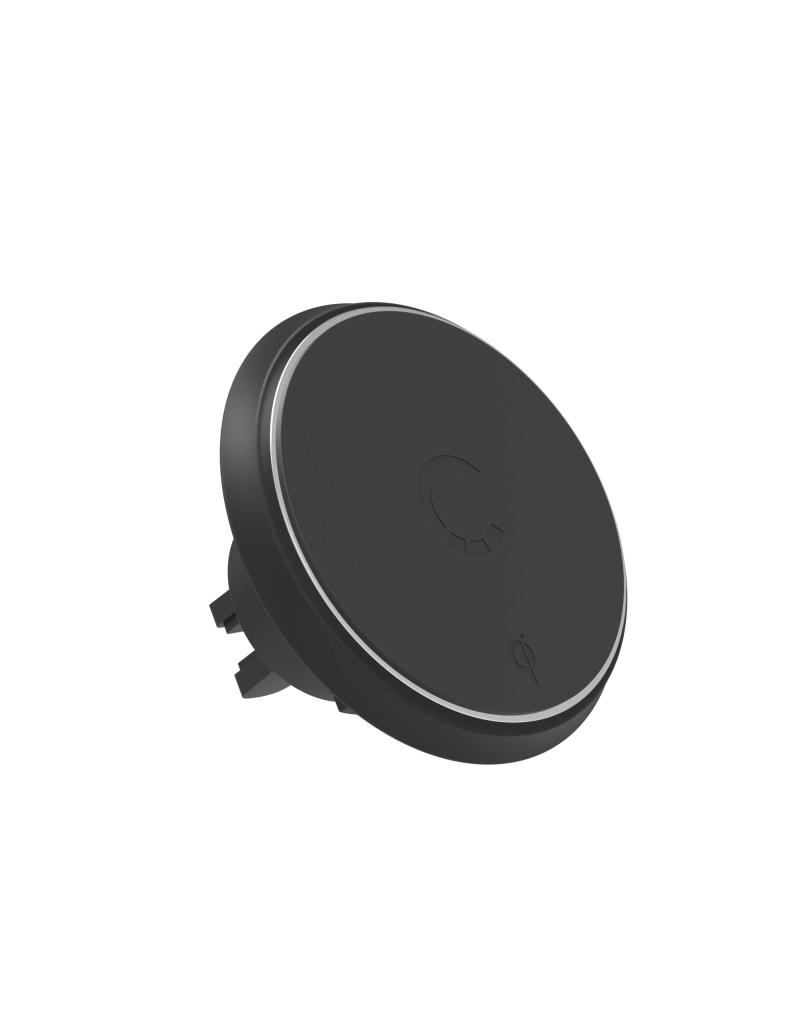 Cygnett MagMount Qi Wireless Car Charger