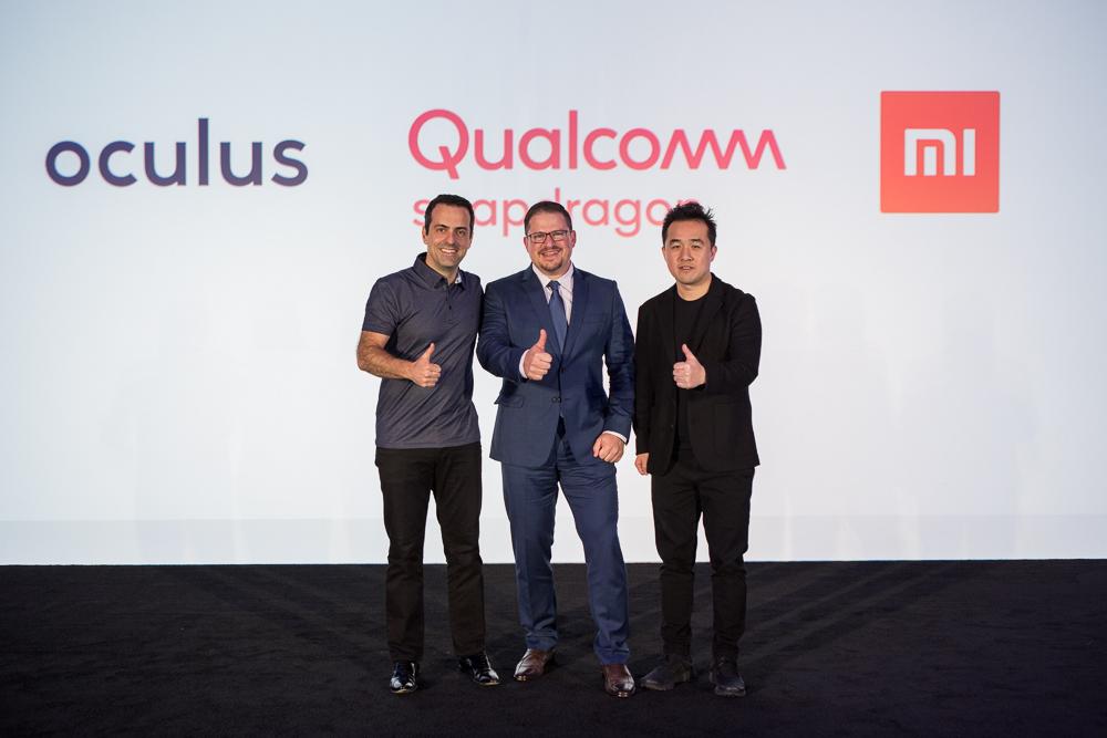 Xiaomi, Qualcomm-Oculus