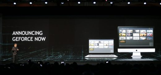 Nvidia at CES 2018 announcing GeForce NOW
