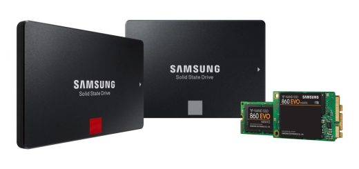 860 PRO and 860 EVO SSDs