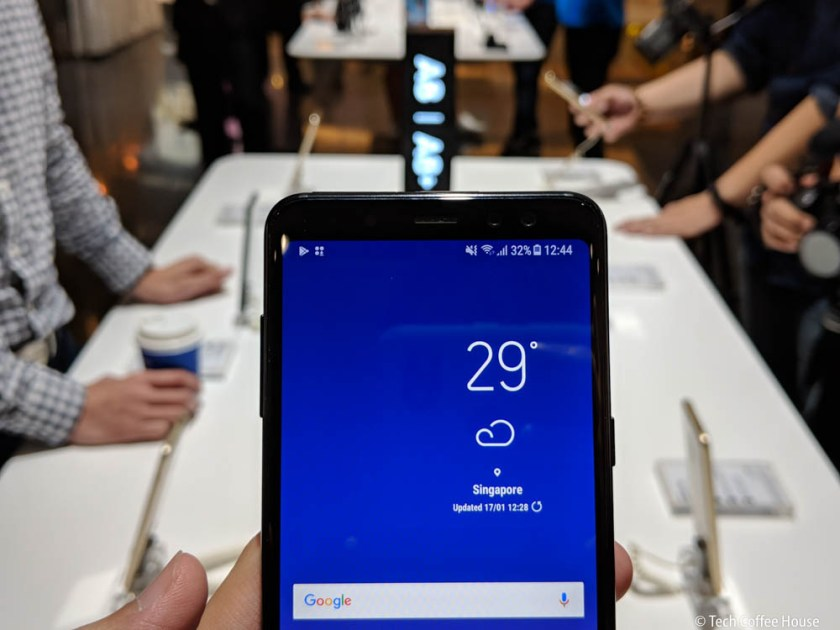 Galaxy A8 and A8+ Launch