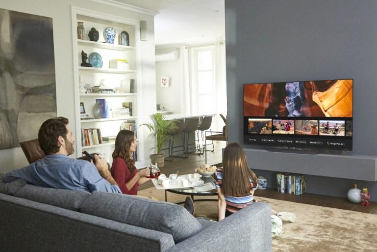 ThinQ LG AI TV
