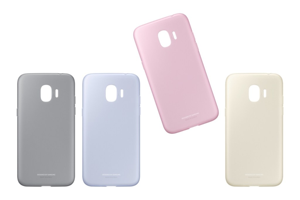 J2 Pro Jelly Cover