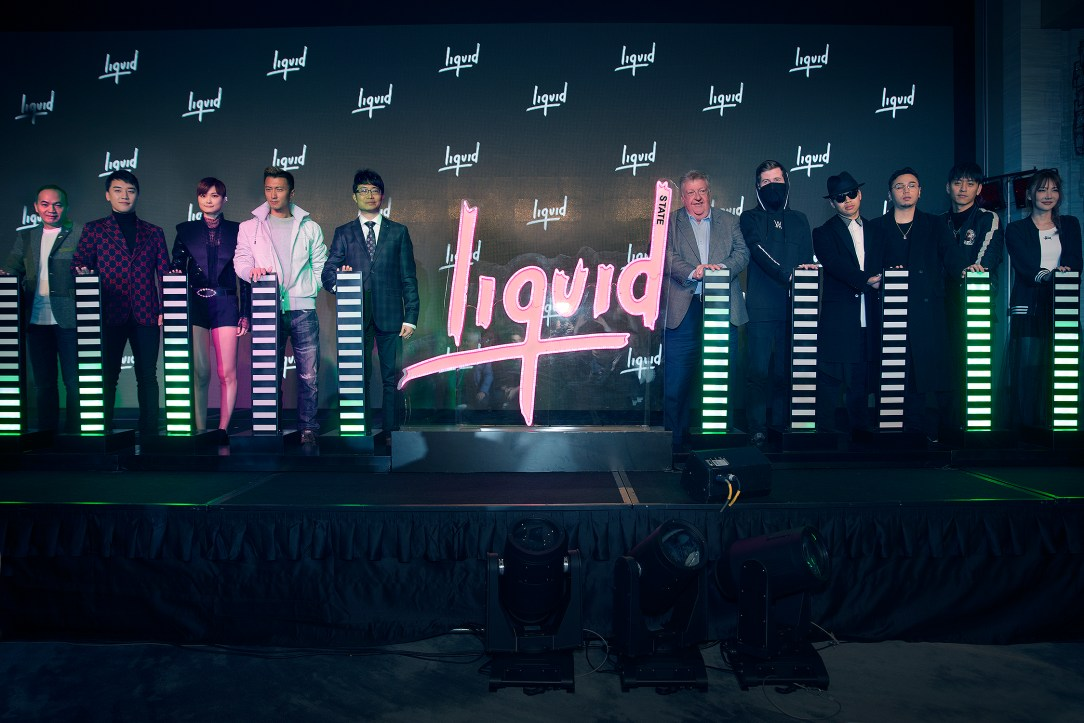 Liquid State launch