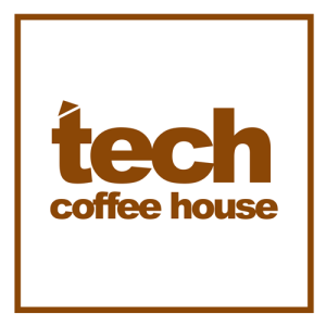 Tech Coffee House Logo 2018