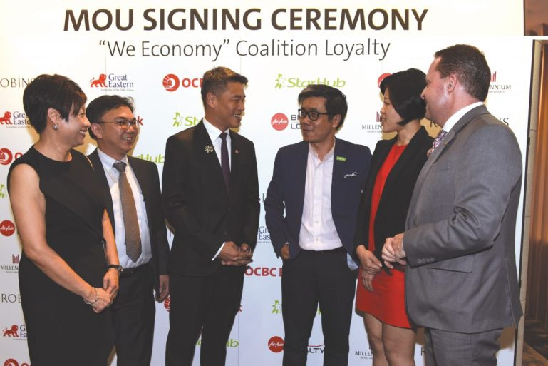 StarHub-OCBC Bank's multi-industry coalition loyalty programme