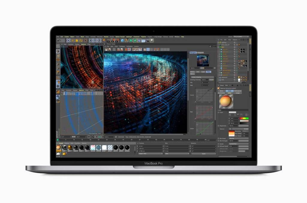 Apple MacBook Pro 2018 | techcoffeehouse.com
