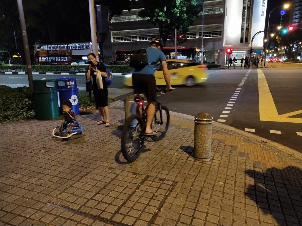 Vivo X21 - Night photos