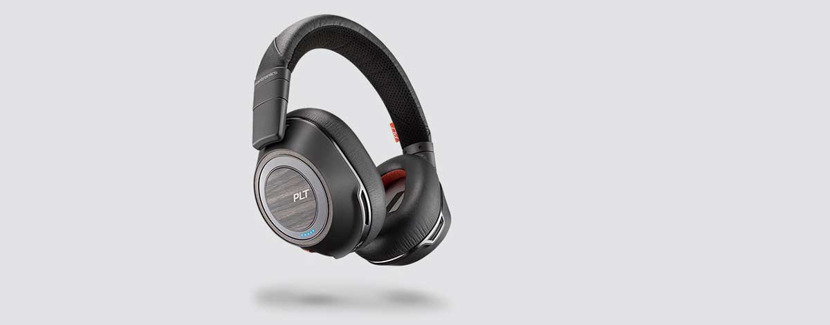 Plantronics - Noise Cancelling Headphones