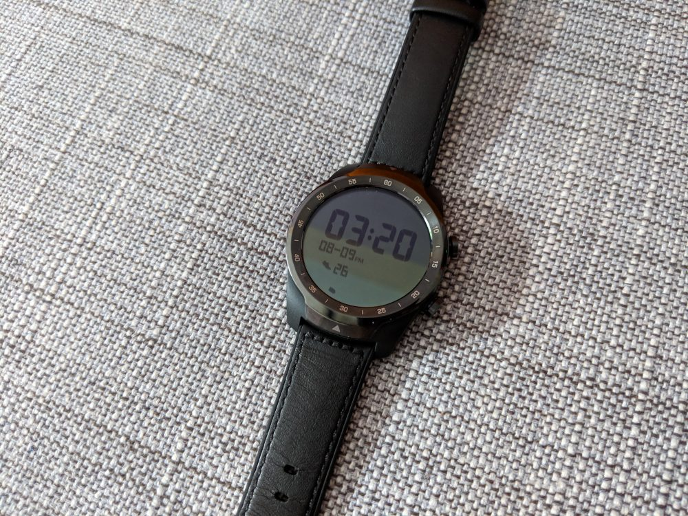 TicWatch Pro - Display