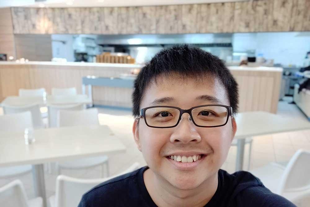 Portrait Mode - OnePlus 6