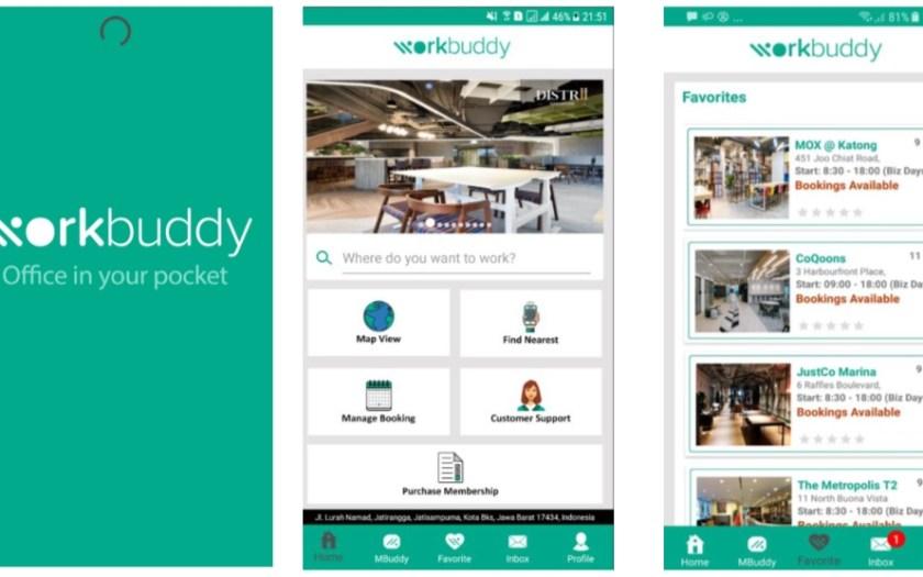 workbuddy app