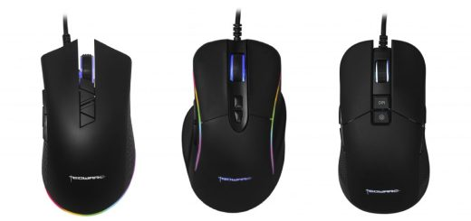 TECWARE new professional gaming mice
