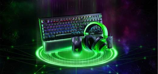 Razer new peripherals IFA 2018