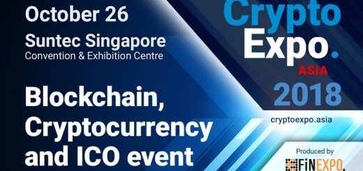 Crypto EXPO Asia 2018 - FINEXPO