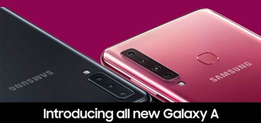 Galaxy A7 and A9