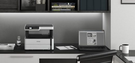 Epson's EcoTank Monochrome M2140 ink tank printer