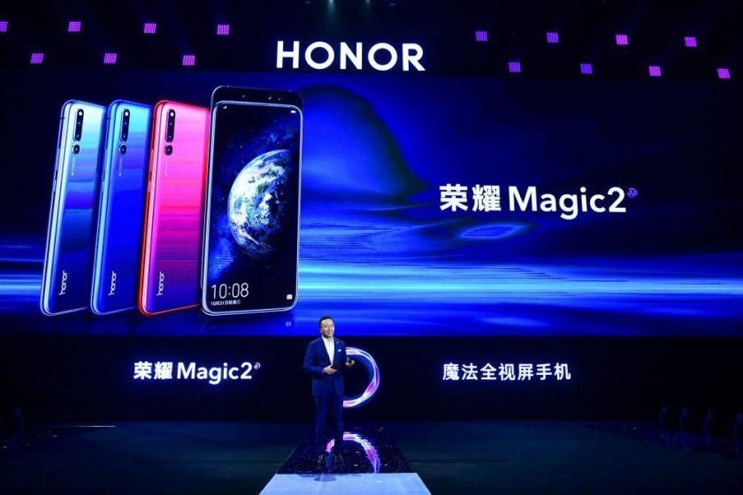 Honor Magic2