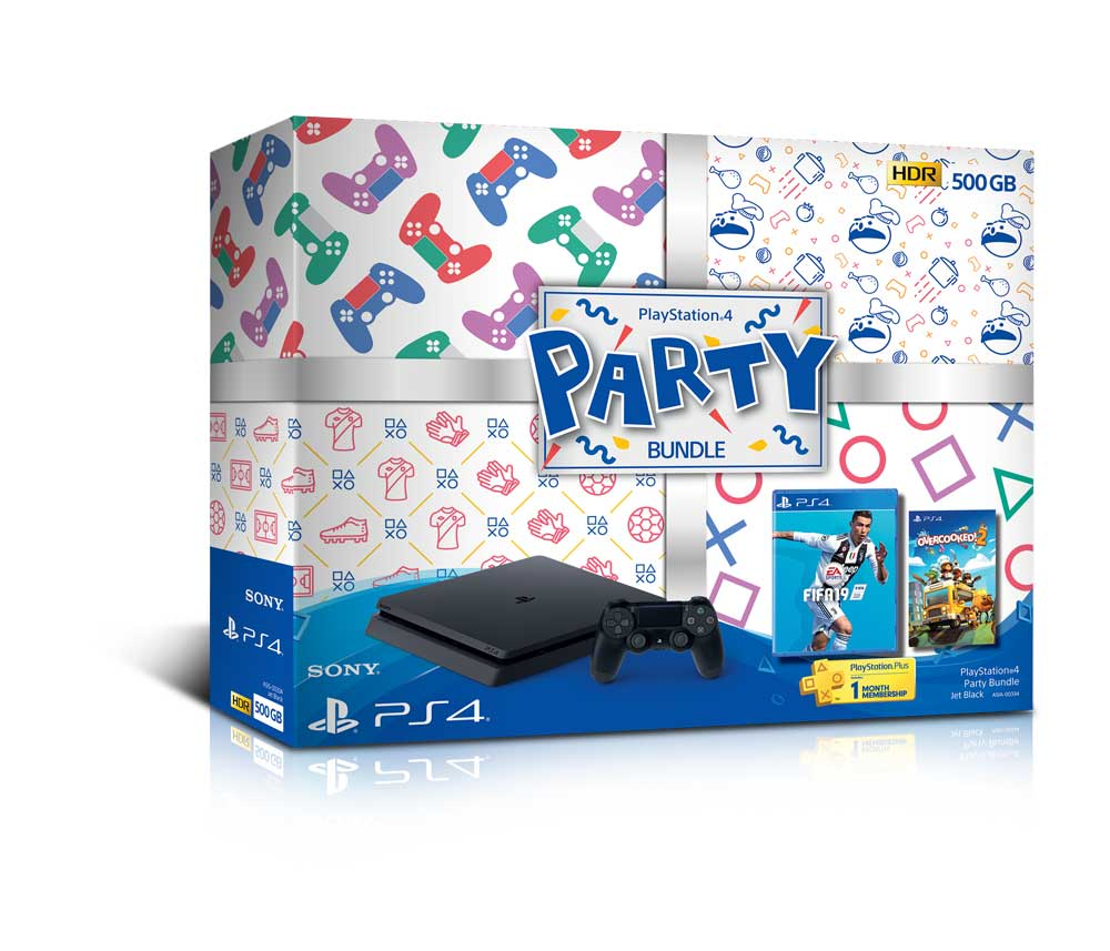 Sony to release new HITS and PS4 Party Bundle on 15 Nov 2018 - Tech