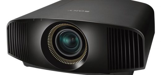 VPL-VW570ES_Home Cinema Projector