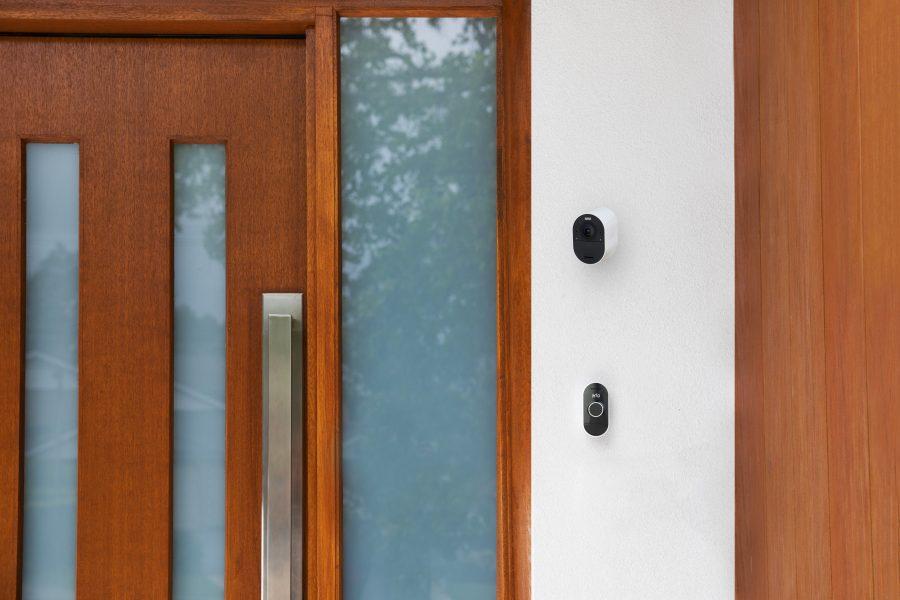 Arlo Ultra & Doorbell