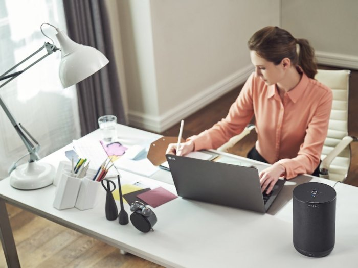 LG unveils the XBOOM AI ThinQ WK7 SPEAKER that doubles as a hub to control smart devices | Tech Coffee House