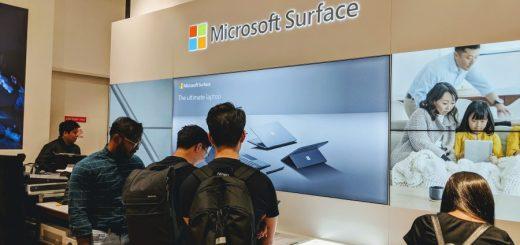 Microsoft Surface Premium Experience | Tech Coffee House