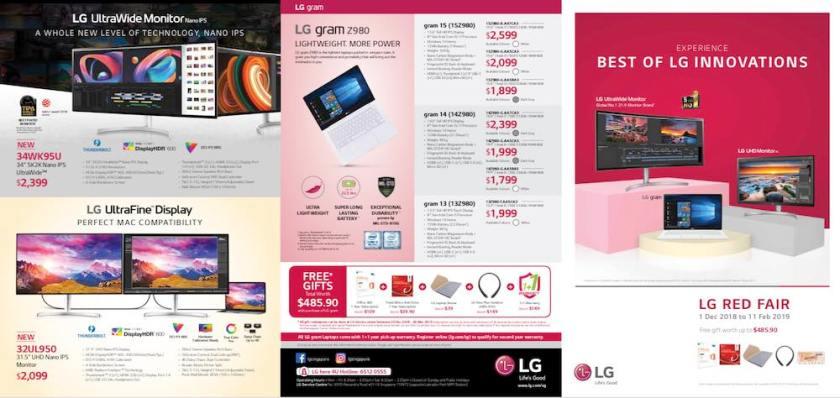LG Red Fair