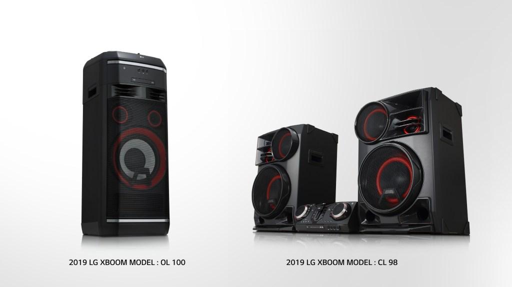 LG XBOOM OL & CL