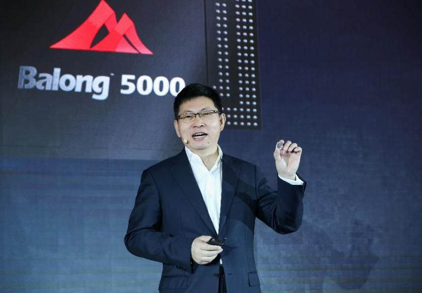HUAWEI LAUNCHES 5G CHIPSET   Tech Coffee House