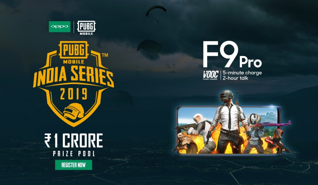 OPPO sponsors Tencent Games and PUBG Corp's 'OPPO PUBG