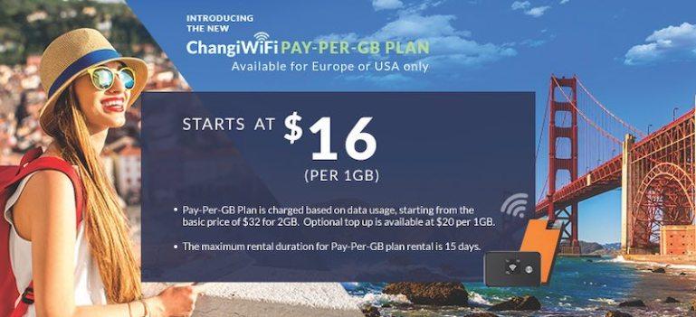 ChangiWiFi Pay-Per-GB | Tech Coffee House