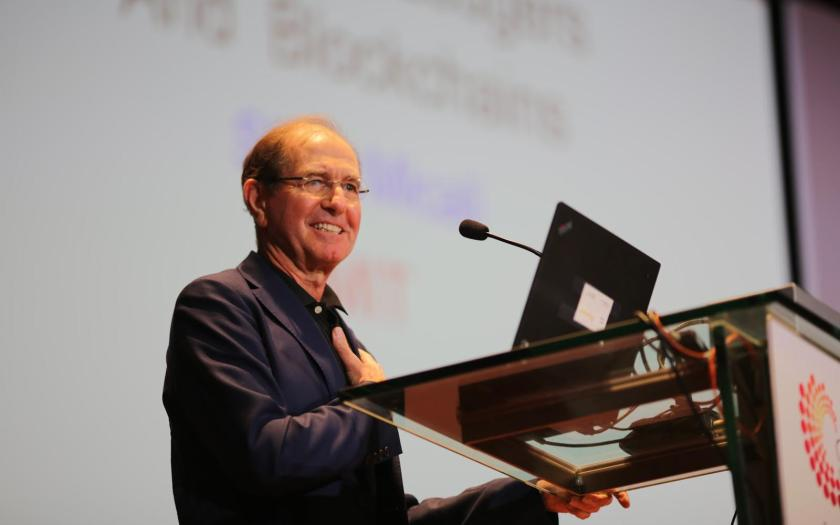 Professor Silvio Micali, 64, Turing Award (2012), Ford Professor of Engineering, Massachusetts Institute of Technology