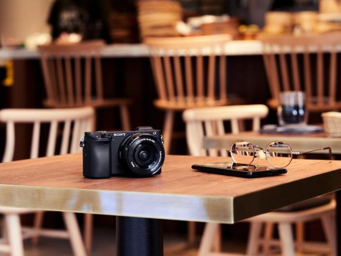 Sony a6400 mirrorless camera | Tech Coffee House
