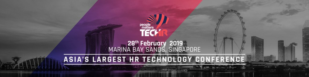 Singapore to host Asia's Largest HR Tech Conference this February   Tech Coffee House