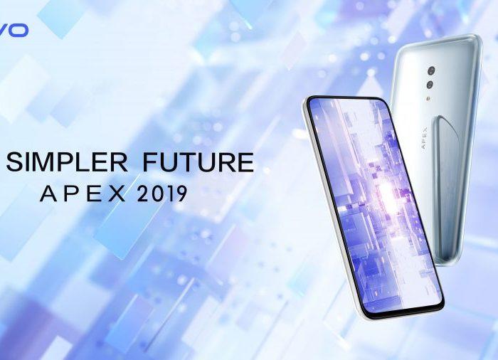 Vivo Unveils the New Futuristic APEX 2019 Concept Smartphone | Tech Coffee House
