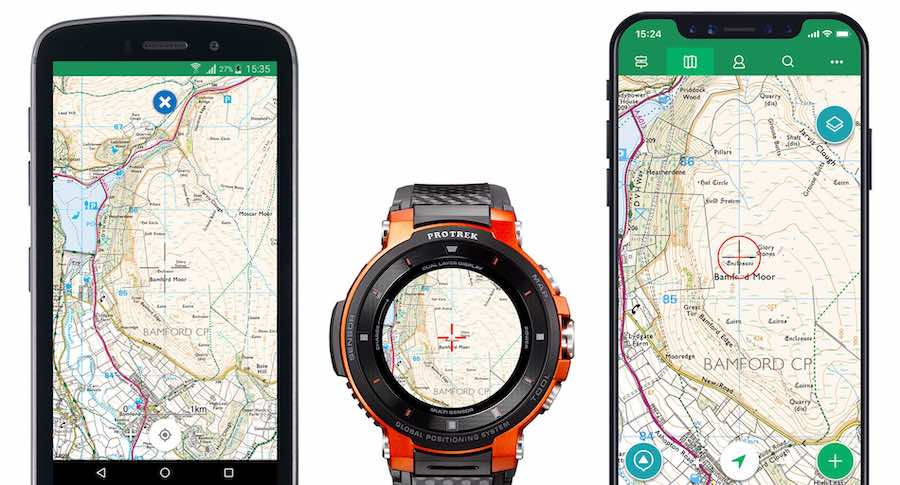 Casio and ViewRanger team up to bring more smartwatch features to outdoor enthusiasts | Tech Coffee House