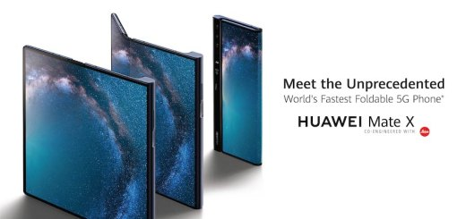 Huawei launches HUAWEI Mate X, the World's Fastest 5G Foldable Phone