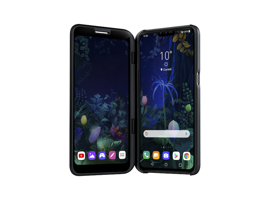 LG V50 ThinQ with Dual Screen 01
