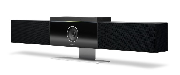 Plantronics brings business-class video collaboration to huddle rooms with Polycom Studio