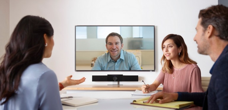 Plantronics brings business-class video collaboration to huddle rooms with Polycom Studio   Tech Coffee House