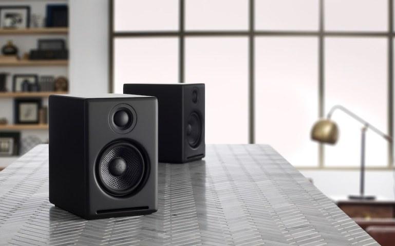 Audioengine A2+ Black | Tech Coffee House