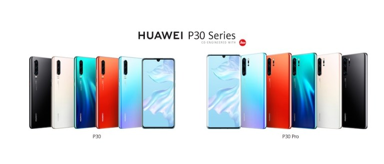 Huawei debuts groundbreaking HUAWEI P30 Series at Paris launch event