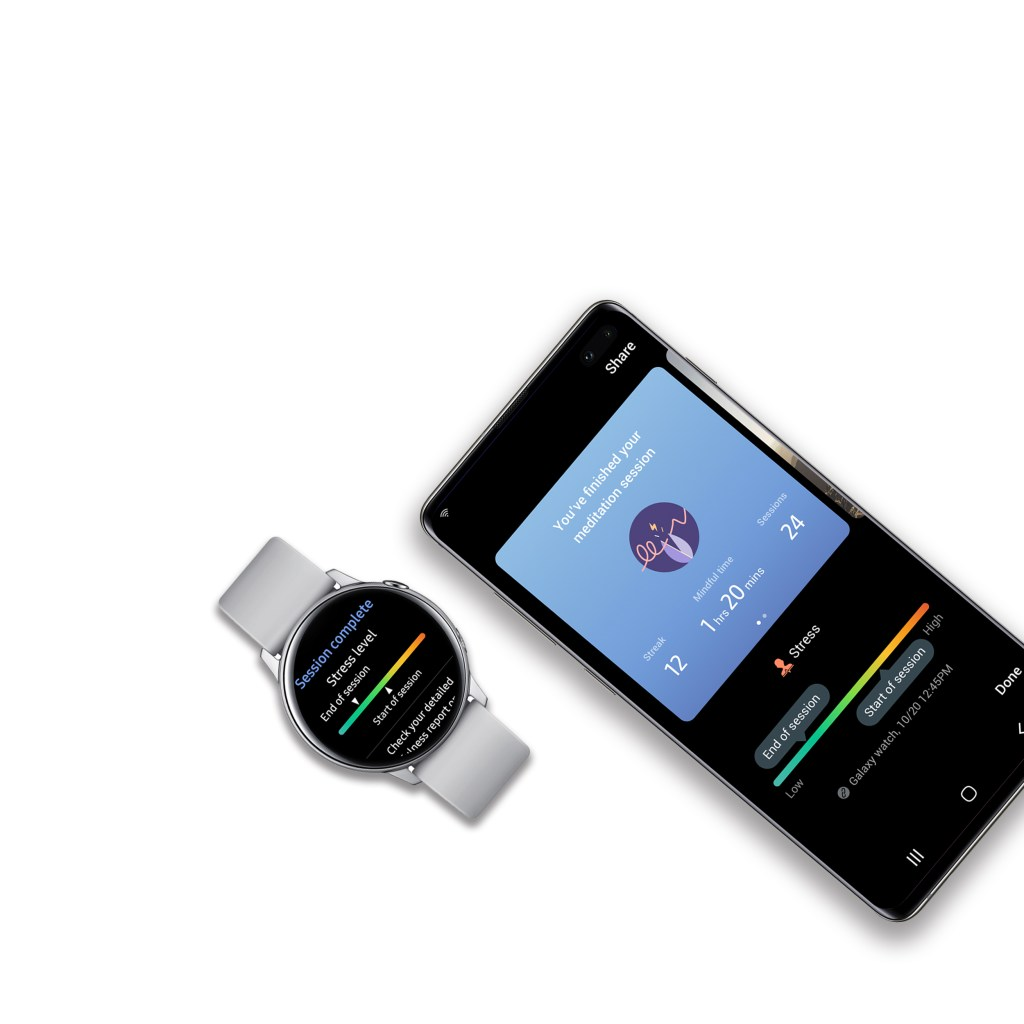 Samsung collaborates with Calm app   Tech Coffee House