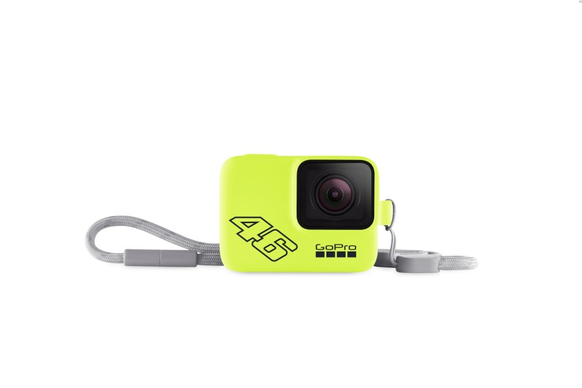 GoPro HERO7 Black Rossi Sleeve + Lanyard | Tech Coffee House