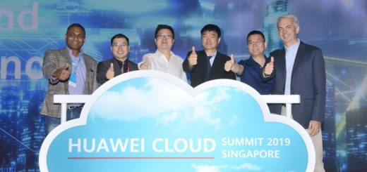 Huawei launches Cloud & AI Innovation Lab in Singapore