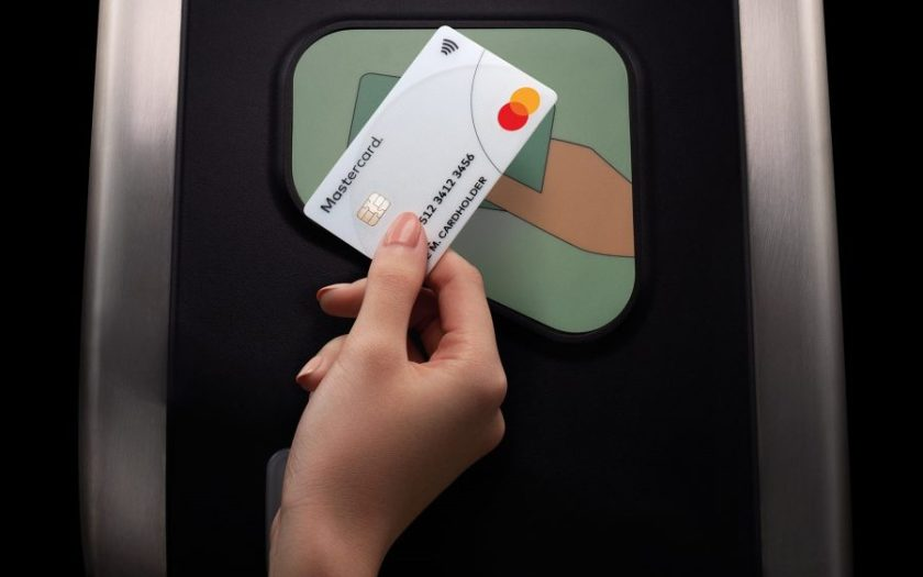How to use your MasterCard for transport
