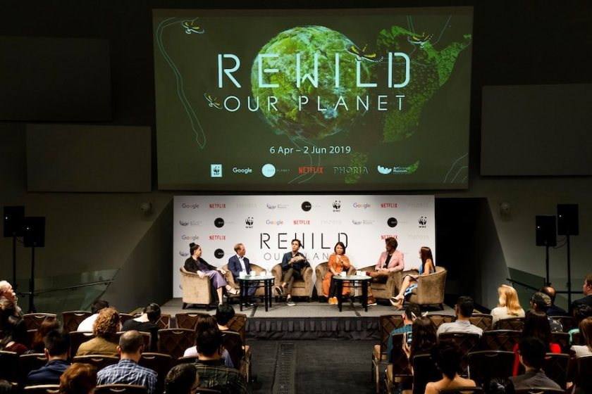 Rewild Our Planet - Media Preview