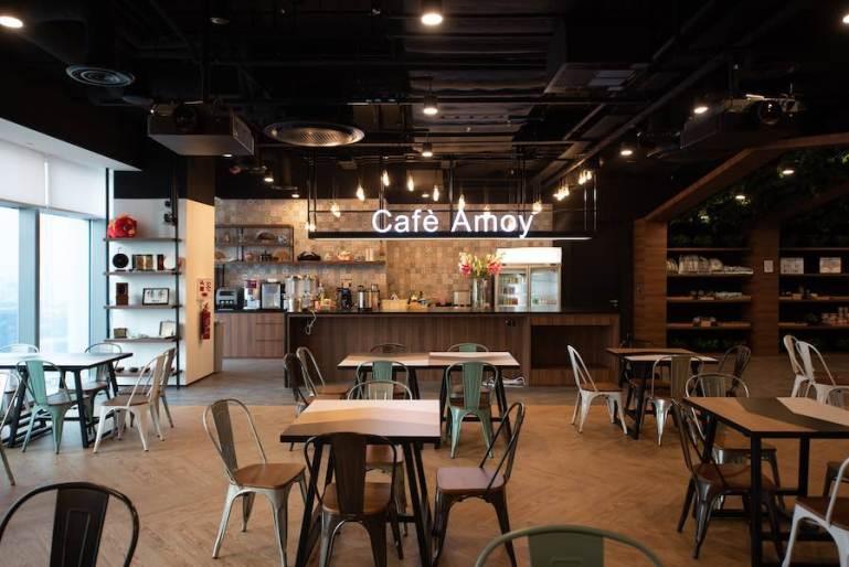 Uber - Asia Pacific Regional Hub_Cafe